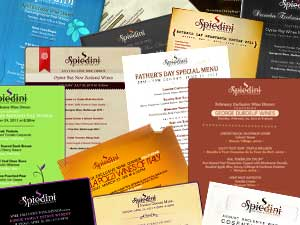 Email Designs Imported from Tuscany